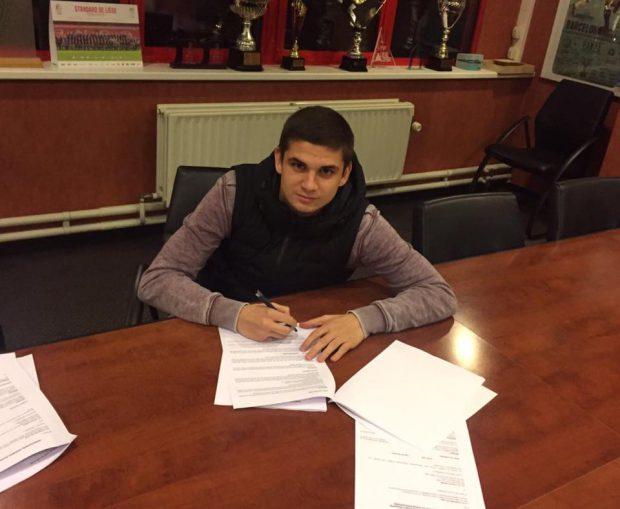 Răzvan Marin, când a semnat contractul
