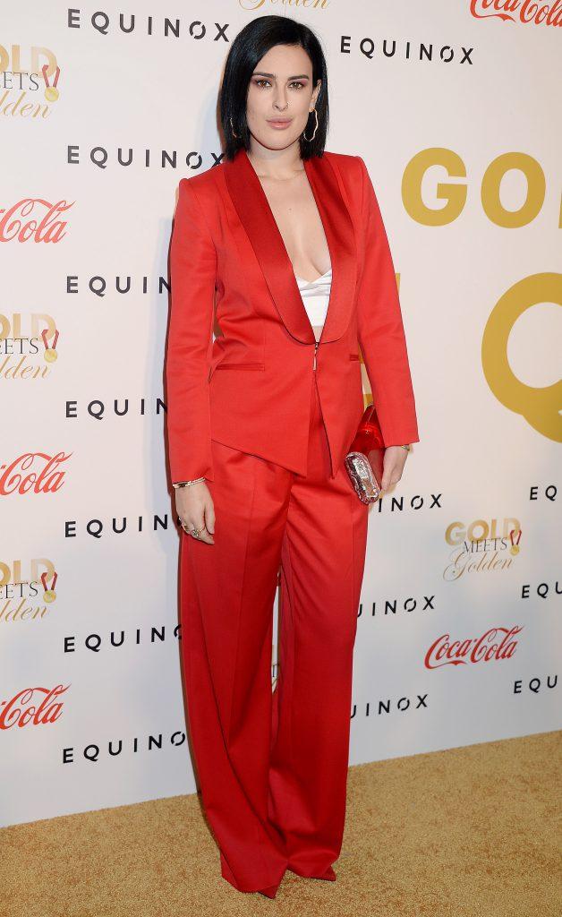 Rumer Willis, fiica lui Demi Moore și a lui Bruce Willis