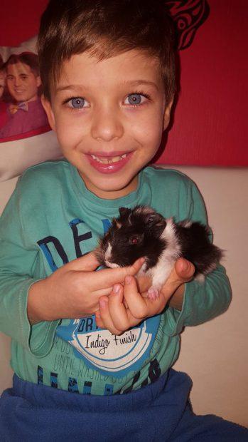 Băiețelul lui Dinu Maxer a împlinit 6 ani. Ce cadou a primit Andreas din partea părinților