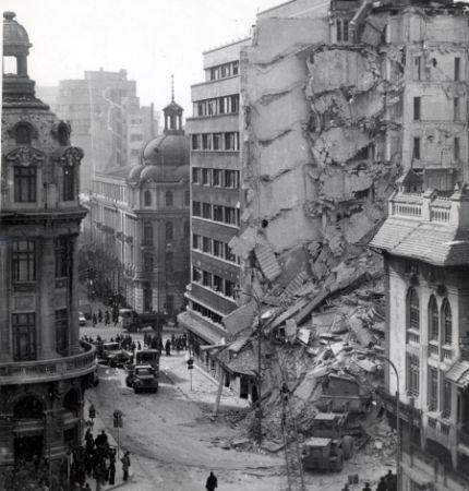 Un scenariu apocaliptic pentru Capitală. Un seism major poate produce acum cu 5.000 de victime mai mult decât în 1977