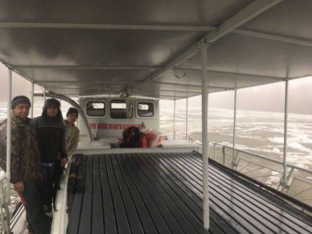 BM Sinoe, vasul primariei Sf Gheorghe