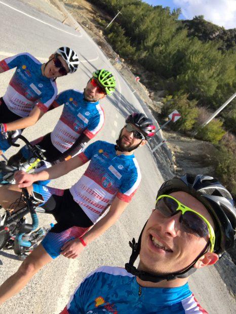 """Povestea CSA Steaua Cycling Team. Incursiune în cantonamentul rutierilor din Antalya. Cum """"înghite"""" un ciclist la 25.000 km/ an! / FOTO"""