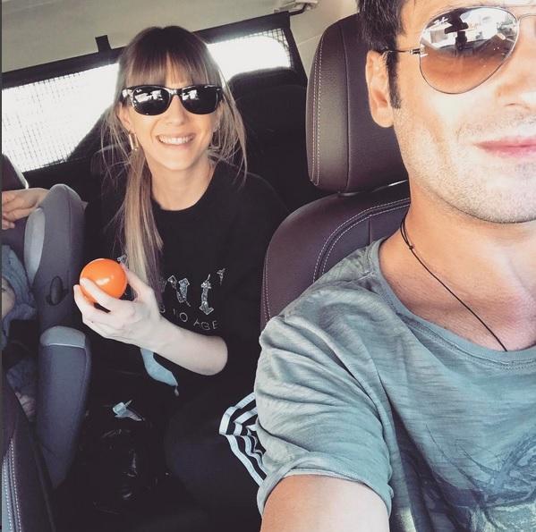 Adela Popescu și Radu Vâlcan au plecat la mare. Ce au observat fanii în mașina celor doi