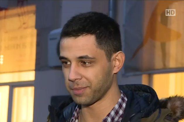 Alex Ashraf, soțul Oanei Zăvoranu