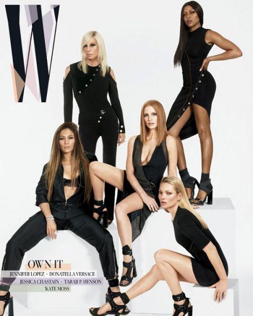 coperta W magazine