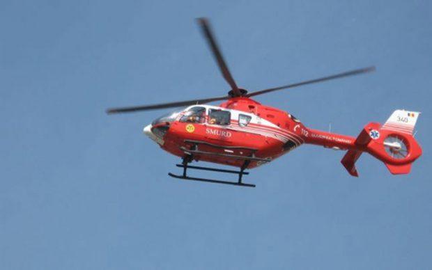 elicopter-smurd Tulcea