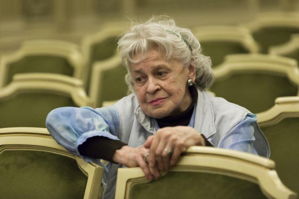La 85 de ani, Felicia Donceanu a găsit rețeta contra tristeții pentru toate vârstele!
