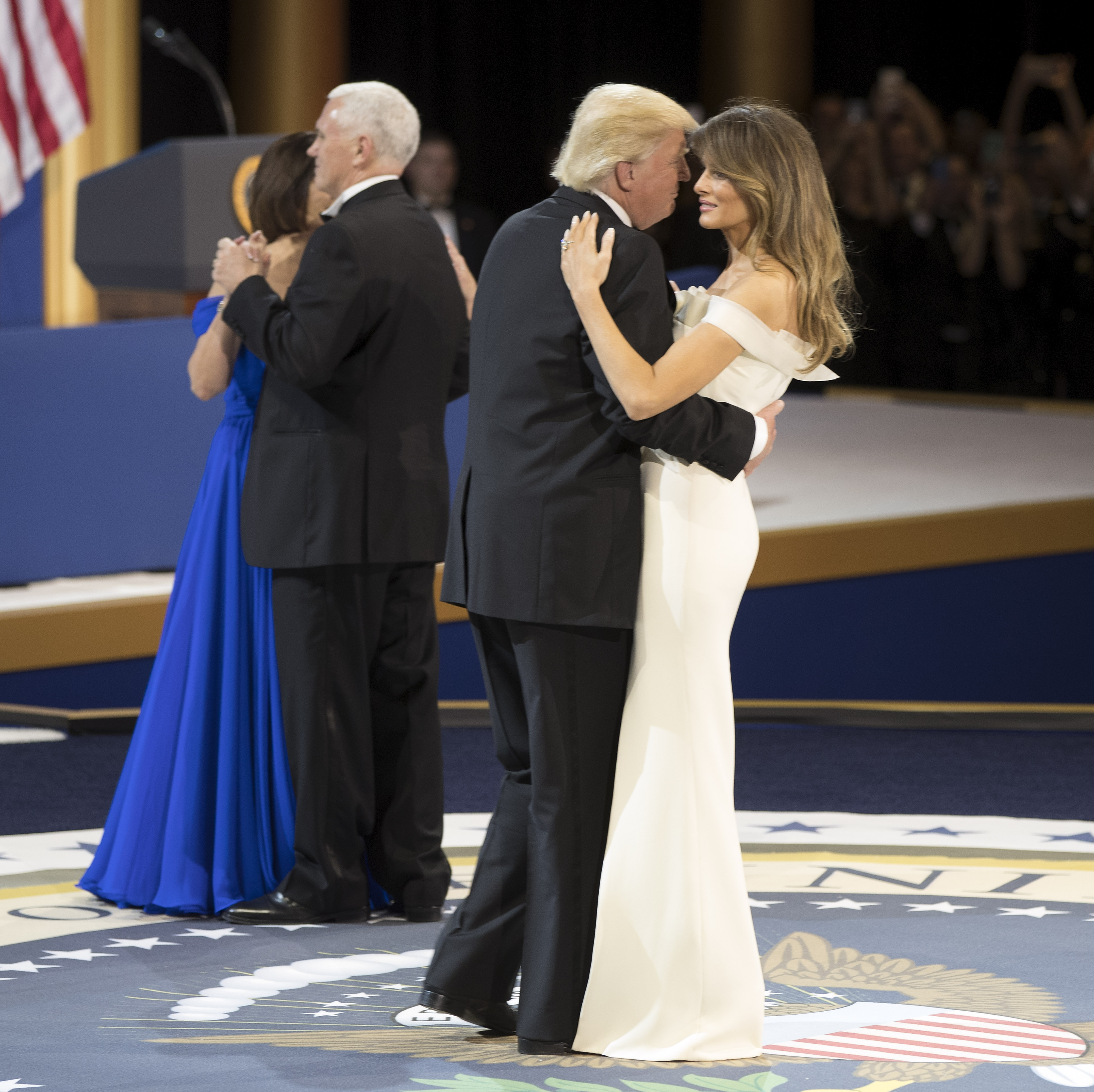 US Presidential Inauguration - Salute To Our Armed Services Ball