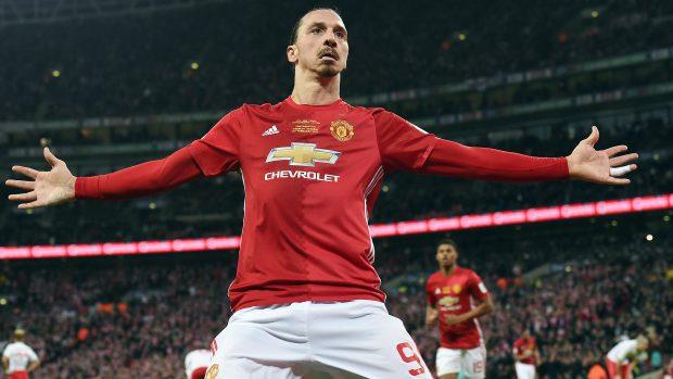 Finala Cupei Ligii Angliei: Manchester United - Southampton 3-2. Gardoș a ratat întâlnirea cu eroul Ibra!