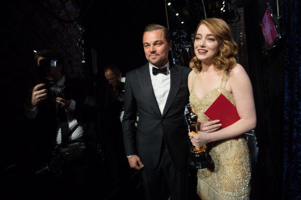 Internauții au găsit vinovatul pentru gafa de la Oscar: Leonardo DiCaprio