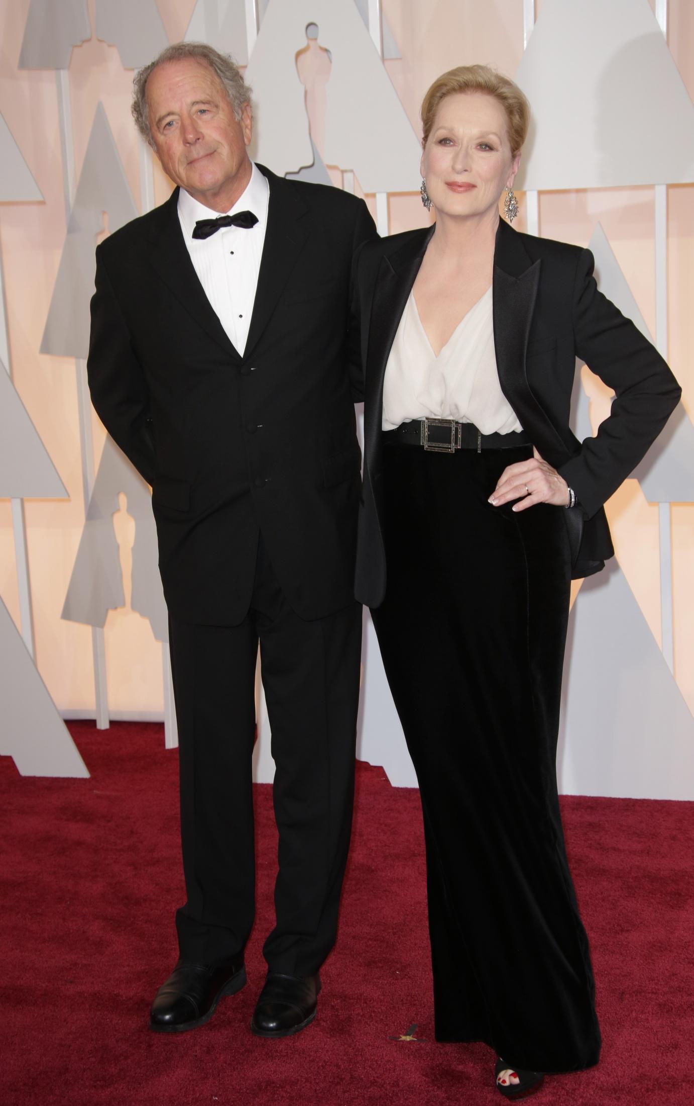 Don Gummer și Meryl Streep se iubesc de aproape 4 decenii