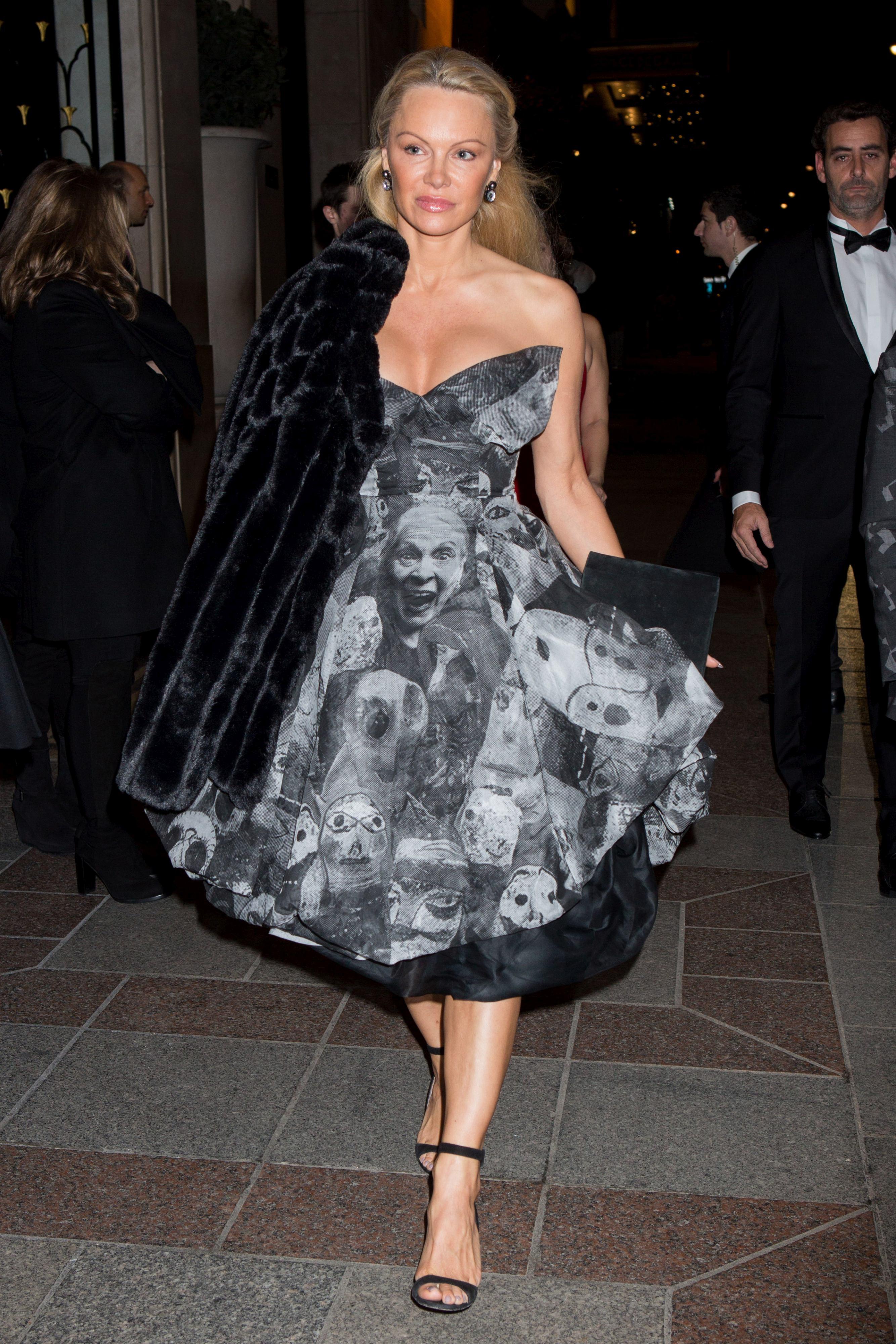 40ème édition The Best Awards à l'hôtel Four Seasons George V à Paris