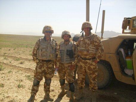 Supraviețuitorii iadurilor afgane și irakiene,