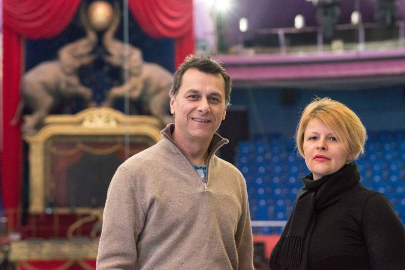 Stanoevici a câștigat concursul de proiecte de management-Circul Globus