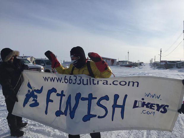 Tiberiu Ușeriu participă la cel mai mai greu ultramaraton din lume. Singurul român, care a câștigat cursa de la Polul Nord, se antrenează ca să-și apere titlul