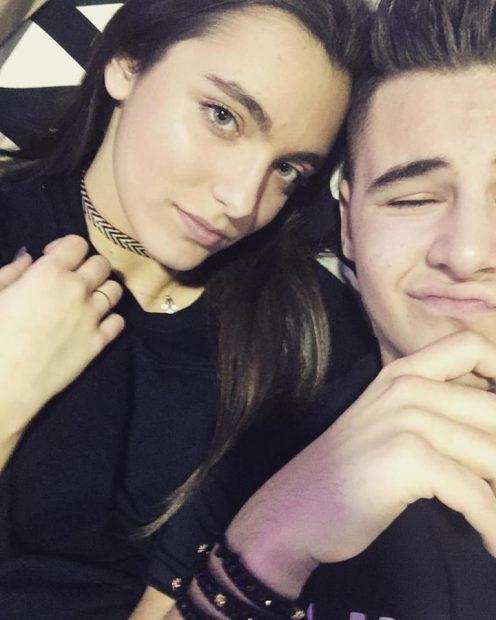 Fiul adoptiv al lui Velea și fiica Andreei Esca au planuri mari
