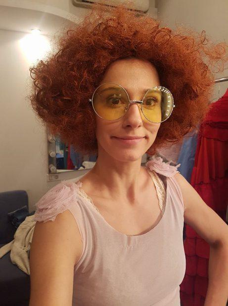 Dana Rogoz, creață și roșcană. Fanii au rămas mască atunci când au văzut-o