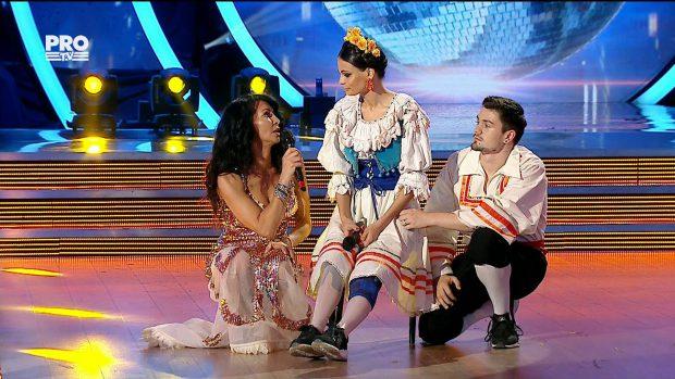 Anca Serea a ajuns pe mâna medicilor. I-au interzis să mai danseze. Vedeta a izbucnit în lacrimi pe scenă