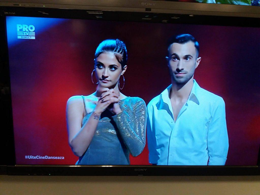 Cine a părăsit show-ul Uite cine dansează!. Lili Sandu a fost eliminată din concurs