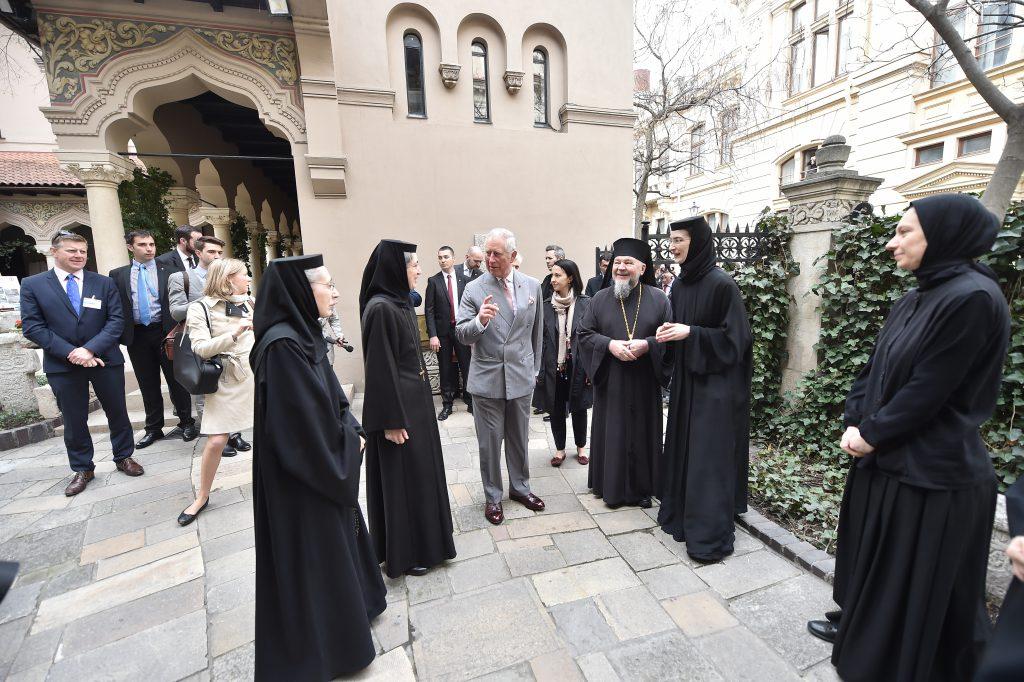 UPDATE: Prințul Charles și-a încheiat vizita oficială în România FOTO