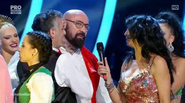 Joseph Hadad și Georgiana Căiță au fost eliminați de la Uite cine dansează! Incerdibil cine a vrut să îi cedeze locul bucătarului