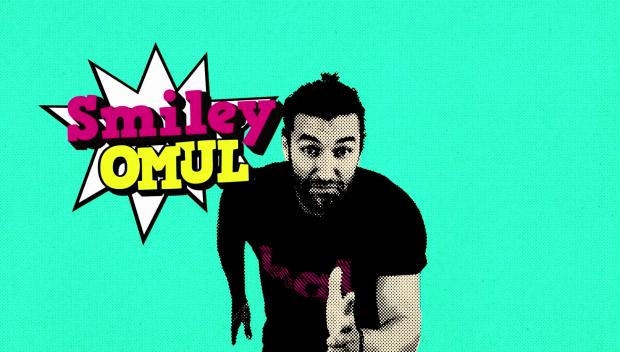 Smiley a lansat Vlogul Smiley Omul.
