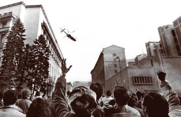 EXCLUSIV. Elicopterele lui Ceaușescu, piese de muzeu. Doar cel cu care a fugit de pe sediul Comitetului Central, în 22 decembrie 1989, mai este funcțional