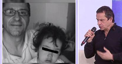 """Claudiu Bleonț a fost în depresie după nașterea fiicei sale. """"Un copil te scoate din tiparele vieții tale"""""""