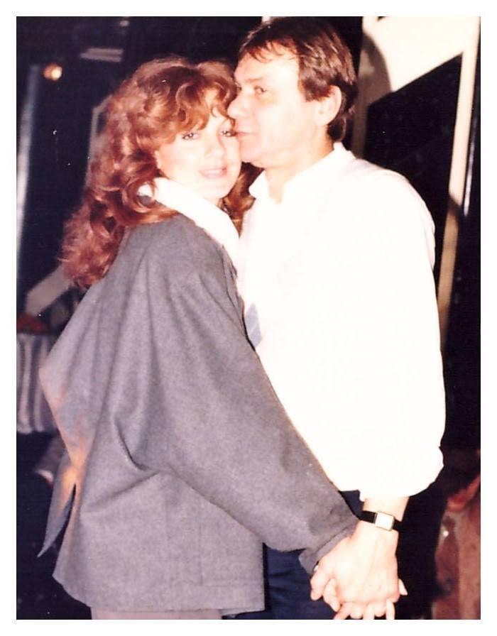 Un an de la moartea lui Cornel Patrichi. Imagini interzise cardiacilor cu soția lui   FOTO