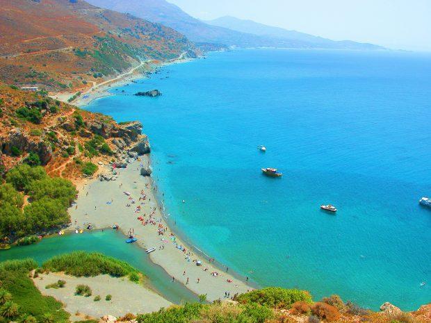 (P) Locuri pe care trebuie să le vezi într-un circuit în Creta