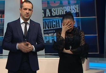 Andreea Mantea, în lacrimi după moartea Ilenei Ciuculete. A izbucnit în plâns în direct