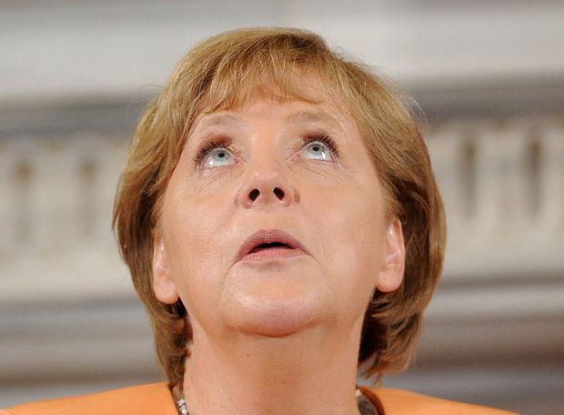 Angela Merkel, avertisment dur după G7