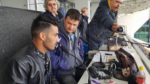 După succesul clar cu CS Ceptura, la care a fost prezent și Hamza Younes, petroliștii l-au săbătorit pe Mircea Dridea la restaurantul Pomul Verde   VIDEO