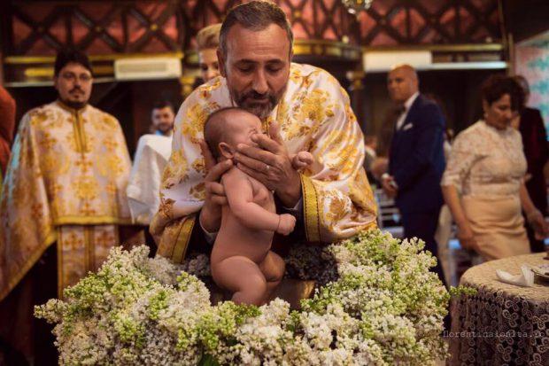 """Claudia Pătrășcanu a plâns la botezul băiețelului ei. """"Știam ce va urma să se întâmple"""""""