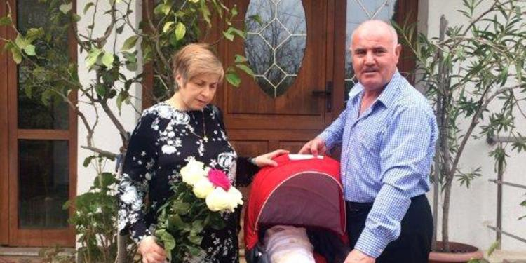 Mama lui Andrei Bucă, tânărul mort în Colectiv, a născut la 52 de ani. Minune de Paște, în familia greu încercată de soartă