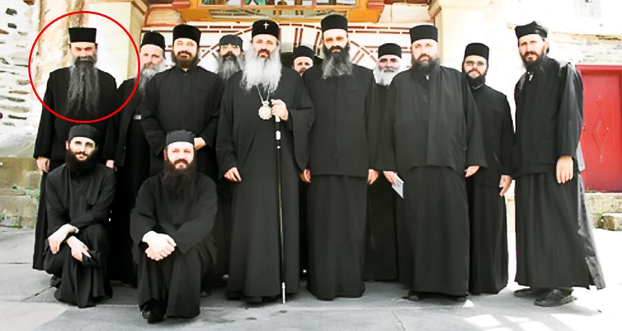Cu cine s-a întâlnit Daniel Buzdugan la Muntele Athos. A dat peste fiul călugăr al actorilor Valeria Seciu și Octavian Cotescu