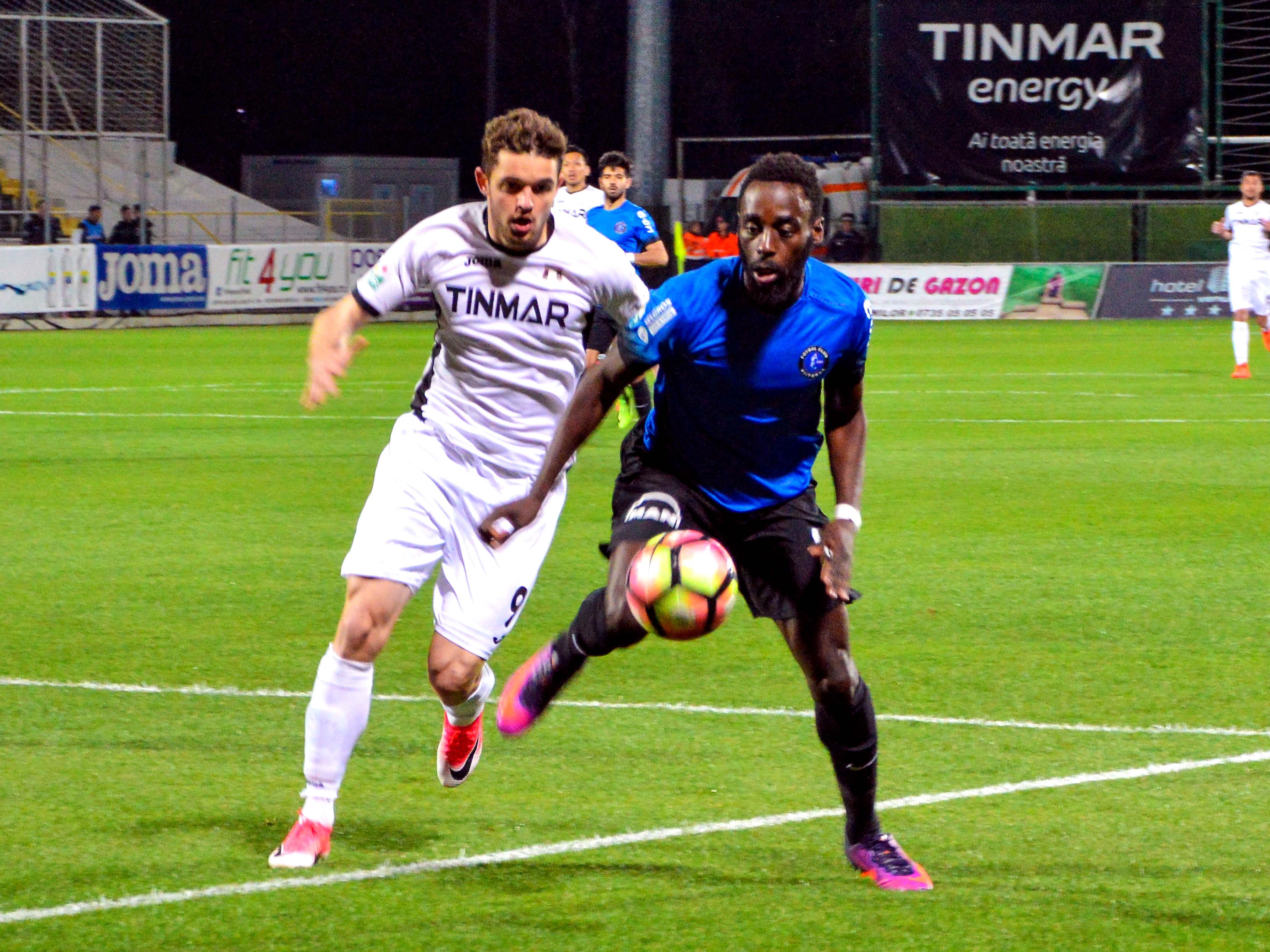 Meciul amical de fotbal Astra Giurgiu – Anji Mahacikala, întrerupt…