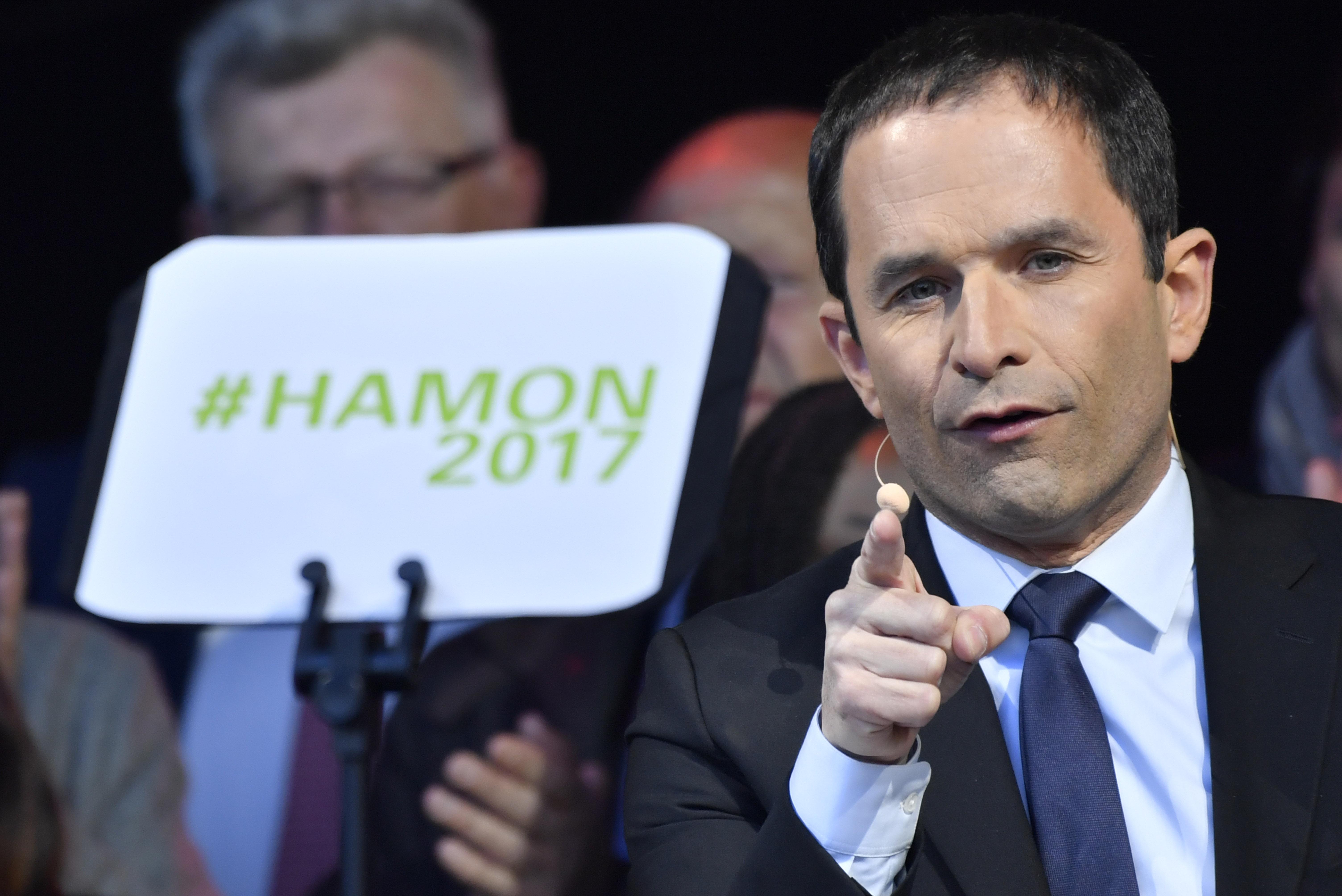Benoit Hamon, candidat în primul tur al alegerilor prezidențiale din Franța
