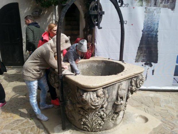 Tunelul secret de la Castelul Bran