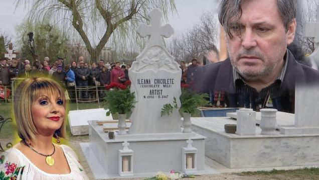 Cornel Galeș, criticat după parastasul Ilenei Ciuculete.