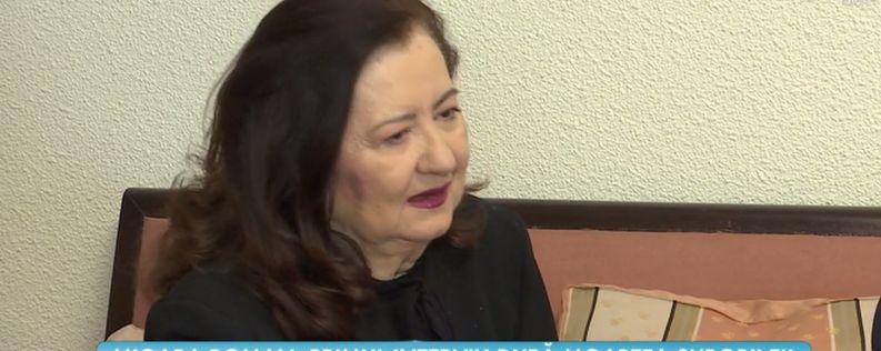 Mioara Roman, primul interviu după moartea surorii ei. A vorbit despre perioada dureroasă prin care a trecut
