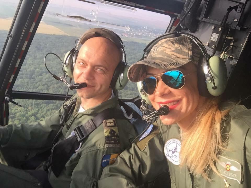 Roxana Ciuhulescu, mesaj la un an de la moartea unui om drag. Ce a făcut în memoria pilotului găsit mort la școala de aviație din Buzău