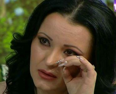 Silvana Rîciu, în lacrimi la TV. A făcut-o și pe Teo Trandafir să plângă