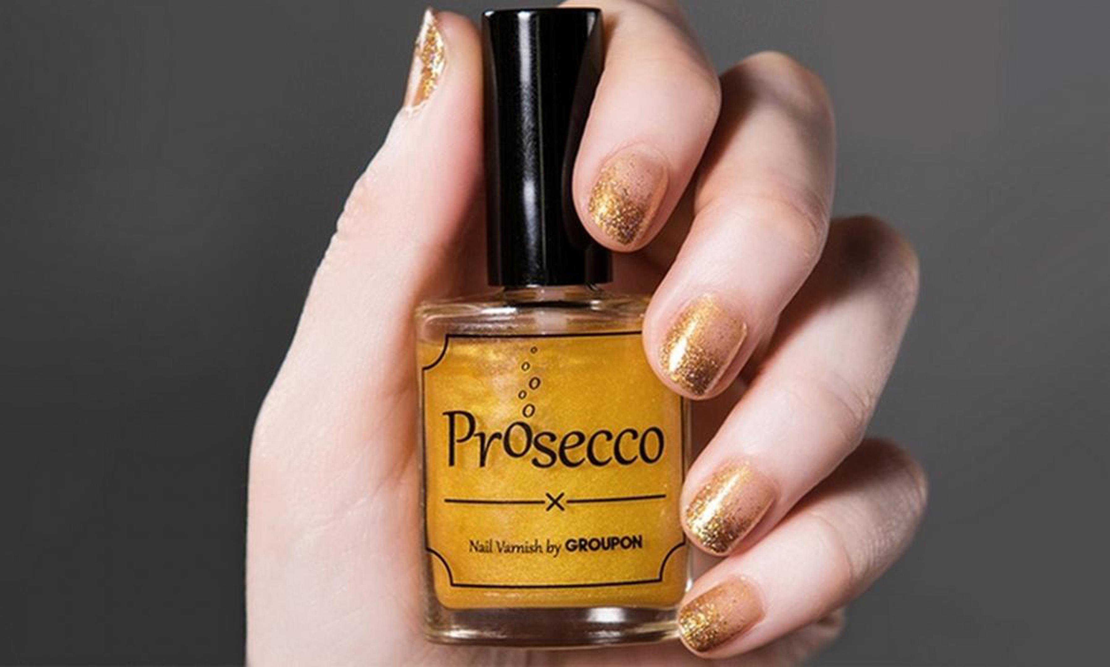 Oja cu gust de Prosecco – cea mai nouă invenție în materie de beauty