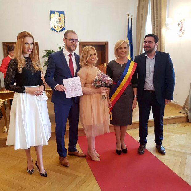 Simona Gherghe s-a măritat. Primele declarații ale vedetei de la Antena 1.