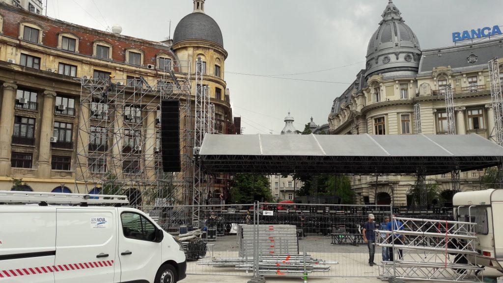 Le-a ieșit combinația cu spectacolul de mâine, de la București!  O-Zone a primit deja oferte pentru a concerta afară!