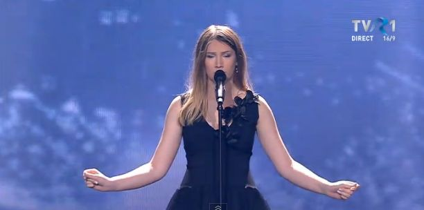 Blanche, din Belgia, in finala Eurovision 2017