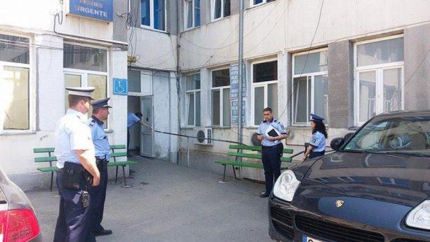 Copil din Târgu Jiu bătut de mamă până i-a fisurat coloana