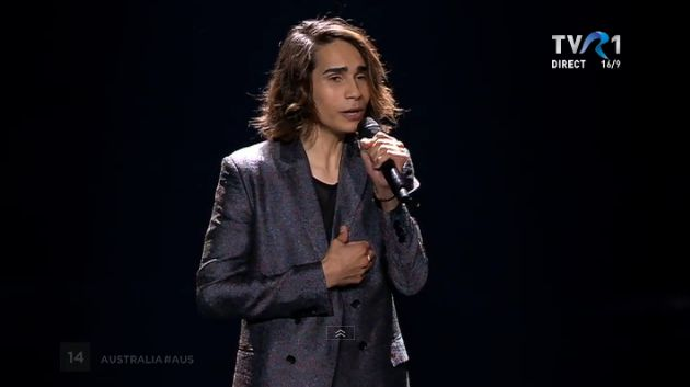Isaiah, din Australia, in finala Eurovision 2017