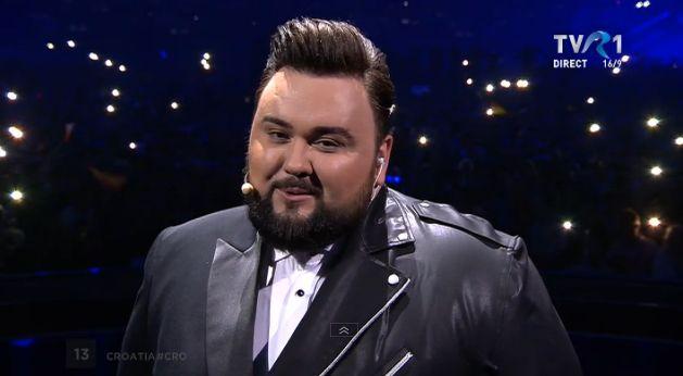 Jacques Houdek, din Croația, în finala Eurovision 2017